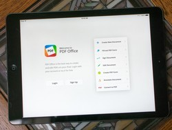 PDF Office for iPad offers powerful document creation