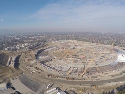 Apple Campus 2 is made out of old HP buildings