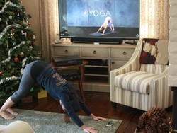 Conquer your fitness resolutions with Fitstar Yoga