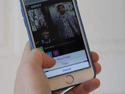 Save any picture from the web to your iPhone