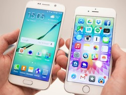 Galaxy S6 vs. iPhone 6 — alike, but different