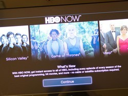 HBO Now launches on Apple TV, iPhone and iPad