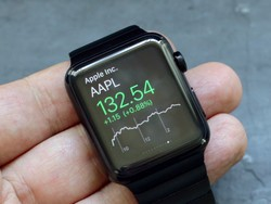 How to check stocks on your Apple Watch