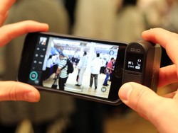 Hands-on with the DxO One camera