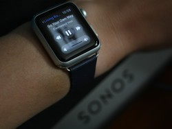 Control your Sonos speakers with your Apple Watch