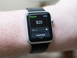 Track investments from your wrist with Acorns on Apple Watch