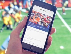 Follow the NFL 2016 season with these apps!