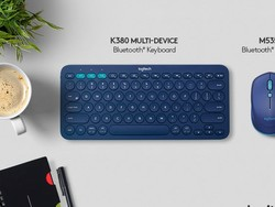 Logitech launches Bluetooth mouse and keyboard combo