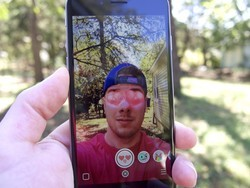 Snapchat will let all users create location-based filters