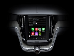 CarPlay comes to Volvo's XC90 crossover