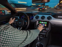 The 2017 Ford Escape will support CarPlay