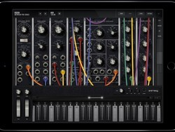 Moog brings its legendary Model 15 synthesizer to the iPad