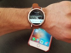 How to use the Galaxy Gear S2 (or other Android watch) with an iPhone