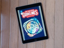 Apple made a comic book all about App Review