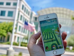 Photo review: Playing Pokémon Go at 1 Infinite Loop