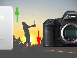 Can you make more money shooting with your iPhone than your DSLR camera?
