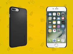 Add a thin case to your iPhone 7 for just $11.87 today!