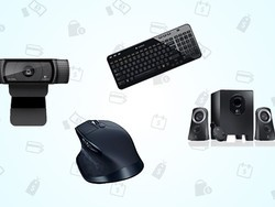Save up to 40% off select Logitech PC accessories today!