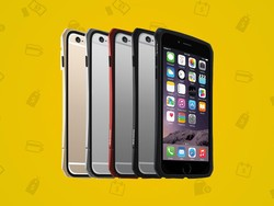 Save 50% on this iPhone 6s Plus metal bumper case today!