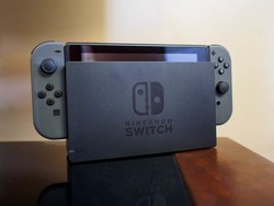 Get an ultra thin case for your Nintendo Switch so it can fit in the Dock