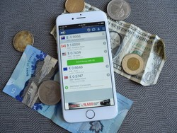Best currency conversion apps for iPhone