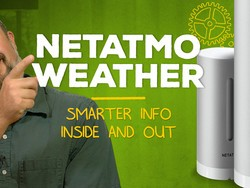 Netatmo Weather Station: Info for the 21st century