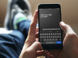 How to type a request to Siri instead of speaking