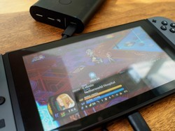 Need more battery life from your Switch? Try one of these backups!
