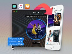 Transfer files to your iPhone with ease for just $19.95!