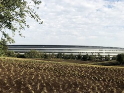 A brief tour of Apple Park's Visitor Center