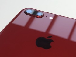 PRODUCT(RED) iPhone 8 now available in stores!
