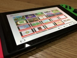 Transfer screenshots from a Nintendo Switch to an iPhone with this free app