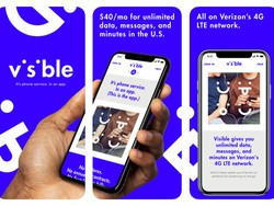 Verizon's new service Visible offers unlimited data, messages, minutes