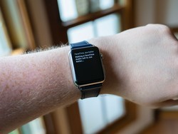 It's pretty easy to make FaceTime Audio calls on your Apple Watch