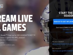 DirecTV Now adds NFL Sunday Ticket access — but only in a few markets