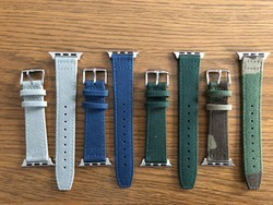 Clockwork Synergy Cordura Apple Watch bands: Comfort for less