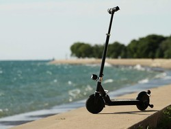 Get around easy with these great electric scooters
