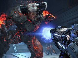 Doom Eternal rips and tears onto Nintendo Switch on December 8