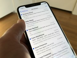 Sending email from the Mail app has never been easier