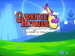 Cadence of Hyrule is an awesome Legend of Zelda dungeon crawl with a beat