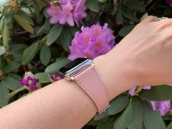 Burkley Slim Leather Band for Apple Watch review: Slim and fabulous