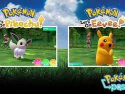 Get a shiny Eevee or Pikachu in Pokémon Let's Go