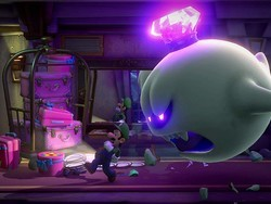 ScreamPark and hotel floor themes revealed for Luigi's Mansion 3