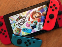 Trade in your current Nintendo Switch and get $225 for a new model