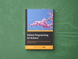 Pay what you want for an awesome eBook bundle of Arduino projects!