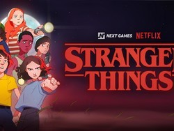 Stranger Things location-based mobile game announced at E3 2019
