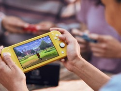 Start your Nintendo Switch Lite adventures with these great games!