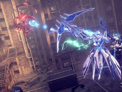 How many Legion forms are there in Astral Chain?