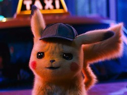Pokémon come to life in Detective Pikachu on Blu-ray and DVD, now down to $15