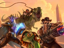 Dive into Hearthstone's 'Saviors of Uldum' expansion today